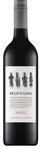 Kelly's Gang Shiraz 2